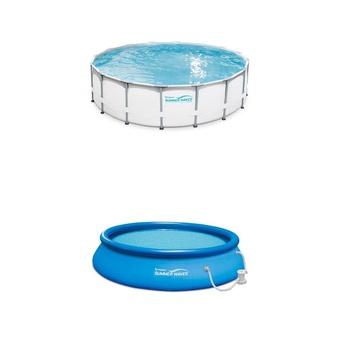 Pallet – 2 Pcs – Pools & Water Fun – Customer Returns – Summer Waves