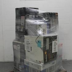 Pallet - 10 Pcs - Air Conditioners - Customer Returns - HAIER, GE