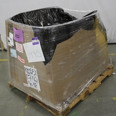 3 Pallets – 633 Pcs – Electronic Accessories – Customer Returns – Verbatim, Onn, onn., Apple