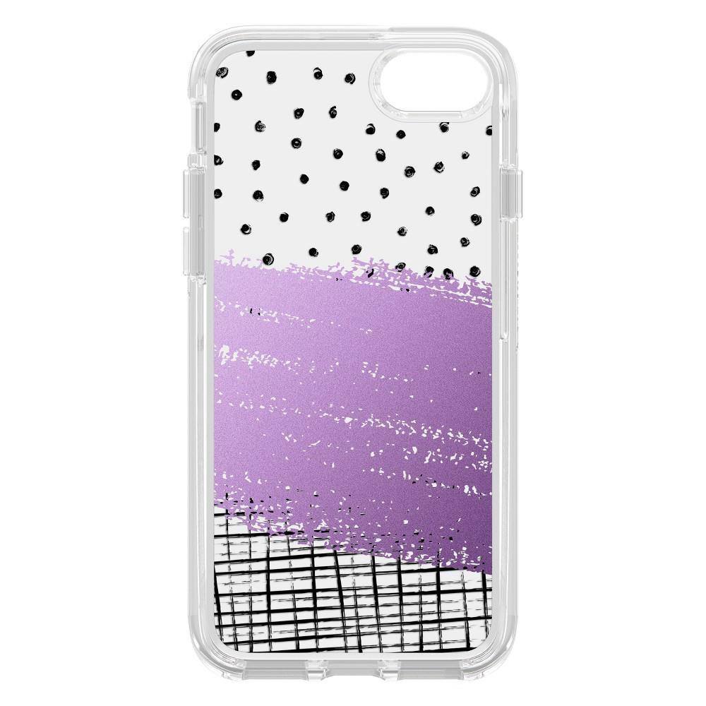 best service 02a30 b149a 29 Pcs - OtterBox Apple iPhone 8/7 Symmetry Clear Case, Hand Doodle -  Plastic Material - Like New, New, Open Box Like New - Retail Ready