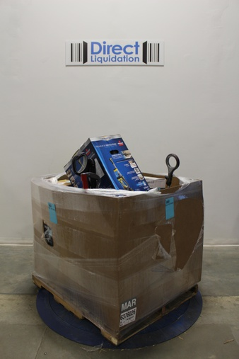 Pallet – 13 Pcs – Vacuums, Pressure Washers – Customer Returns – Shark, Dyson, Bissell
