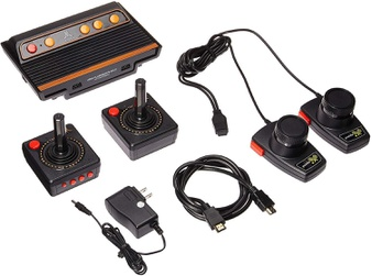 28 Pcs – Flashback Retro Gaming Consoles – Refurbished (GRADE A) – Atari