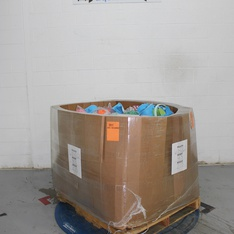 Pallet – 2251 Pcs – Giftwrap & Supplies – Customer Returns – spritz, Wondershop, UNBRANDED, Bullseye's Playground