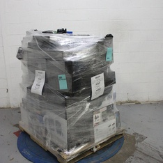 Pallet – 112 Pcs – Electronics Accessories – Customer Returns – Onn, One For All, GE, Monster