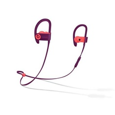 26 Pcs - Beats by Dr. Dre Powerbeats3 Wireless Pop Magenta Beats Pop Collection In Ear Headphones MRER2LL/A - Refurbished (GRADE A)