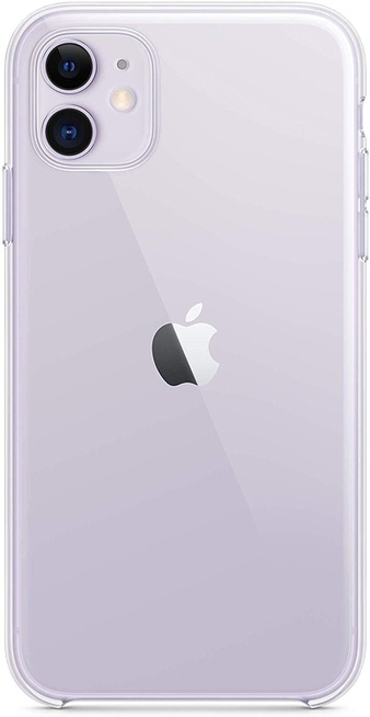 100 Pcs – Apple MWVG2ZMA Iphone 11 Clear Case – Customer Returns