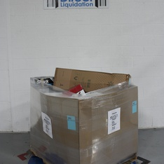Pallet - 32 Pcs - Hardware, Vacuums, Power Tools - Customer Returns - Briggs & Stratton, WallPops, Shark, GE