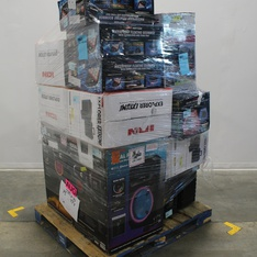 Pallet - 15 Pcs - Speakers - Customer Returns - Ion
