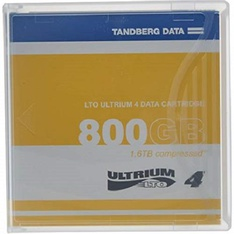 25 Pcs - Lenovo 0B33103 Tandberg Data 800GB LTO Ultrium 4 Data Cartridge - New - Retail Ready