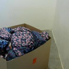 Pallet – 313 Pcs – Girls, Unsorted, Shirts & Blouses, Backpacks, Bags, Wallets & Accessories – Customer Returns – Member's Mark, Jessica Ann, Bandolino, LumaCrewnecks