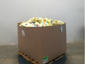 Pallet – 407 Pcs – Other – Tested NOT WORKING – Onn, RCA, EVOO, Smartab