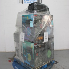 Pallet - 13 Pcs - Portable Speakers - Tested NOT WORKING - Ion, Monster, Samsung