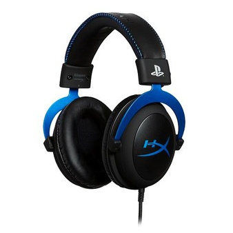 50 Pcs – HyperX HX-HSCLS-BL/AM Cloud – PS4 Gaming Headset – Refurbished (GRADE A, No Power Adapter)