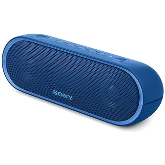 Pallet – 530 Pcs – Sony SRSXB20/BLUE Portable Wireless Speaker with Bluetooth, Blue (2017 model) – Refurbished (GRADE A)