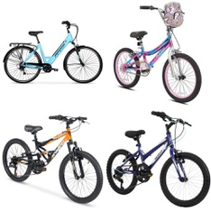 Pallet – 7 Pcs – Cycling & Bicycles – Customer Returns – Movelo, Hyper Bicycles