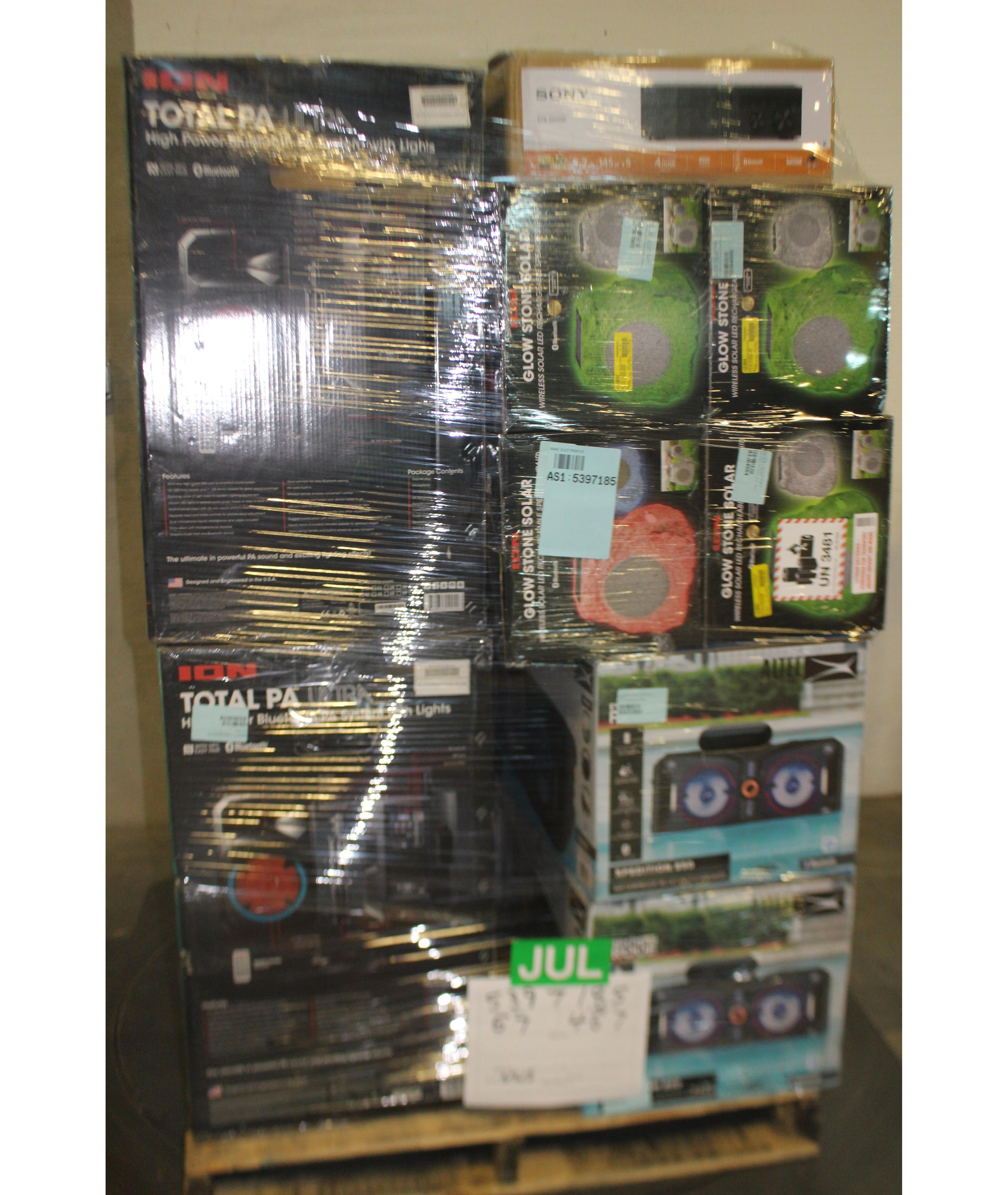 Walmart - Pallet - 14 Pcs - Mixed Electronics & Accessories