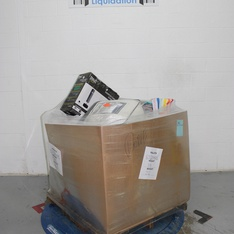 Clearance! Pallet - 91 Pcs - Kitchen & Dining, Office Supplies, Earrings, Decor - Customer Returns - UBrands, Boots & Barkley, Project 62, The Pokemon Co.