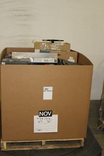 Pallet – 28 Pcs – Monitors – Tested Not Working – HP, Samsung, Onn, Amped Wireless