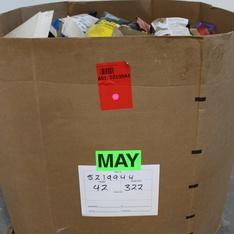 Pallet - 275 Pcs - Cleaning Supplies - Brand New - Retail Ready - Dawn, Clorox, Zep, Lysol