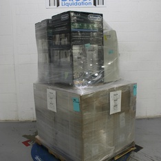 Pallet - 8 Pcs - Bar Refrigerators & Water Coolers, Air Conditioners, Refrigerators - Customer Returns - Galanz