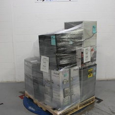 Pallet - 8 Pcs - Bar Refrigerators & Water Coolers, Refrigerators - Tested NOT WORKING - Galanz, HAIER, Briggs & Stratton, De'Longhi