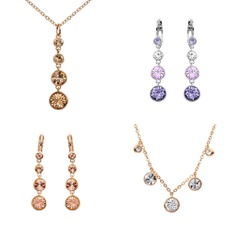 Pallet - 937 Pcs - Necklaces, Earrings - Customer Returns - Believe by Brilliance