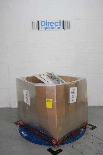CLEARANCE! 1 Pallets – 112 Pcs – Calendars – Customer Returns – House Of Doolittle, AT-A-GLANCE, Uboxes, Ailun
