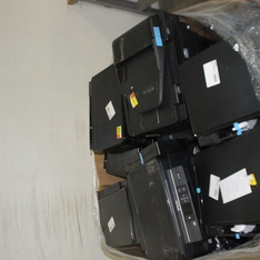 Pallet - 21 Pcs - Printers - All-In-One - Customer Returns - EPSON