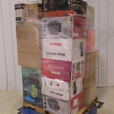 Pallet - 23 Pcs - Portable Speakers, Speakers - Tested NOT WORKING - Ion, VIZIO, Blackweb, Monster