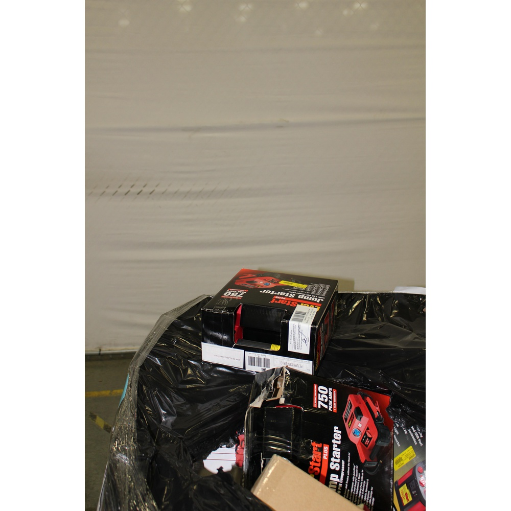 3 Pallets - 346 Pcs - Automotive Accessories, Automotive Parts, Power,  Accessories - Customer Returns - SYLVANIA, Rain-X, Hyper Tough, EverStart