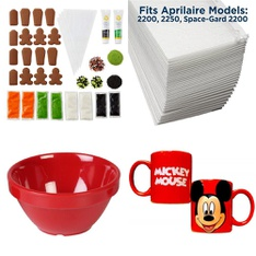 85 Pcs - Kitchen & Dining - Like New, Open Box Like New, New Damaged Box, Used - Retail Ready - Wilton, Excellante, Aprilaire, Disney