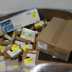 Pallet - 417 Pcs - Batteries, Accessories, Batteries & Chargers, Ink, Toner, Accessories & Supplies - Customer Returns - UNBRANDED, Gen, Fujifilm, P&G