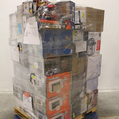 Half Truckload - 13 Pallets - 533 Pcs - Comforters & Duvets, Bedding Sets, Curtains & Window Coverings, Other - Customer Returns - Mainstays, Onn, Mainstay's, Blackweb