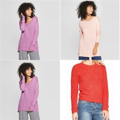 106 Pcs - T-Shirts, Polos, Sweaters & Cardigans - New - Retail Ready - A New Day, 3Hearts, Isabel Maternity by Ingrid & Isabel, Mighty Fine