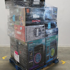Pallet - 21 Pcs - Portable Speakers - Customer Returns - Ion