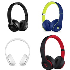 50 Pcs – Beats Solo3 Headphones – Refurbished (BRAND NEW, GRADE A, GRADE B)