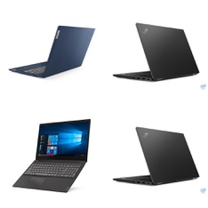 10 Pcs – Laptop Computers – Refurbished (GRADE A, GRADE B, GRADE C) – 81W40020CC, 81MV000LUS, 20UX000GUS, 20R3000SUS