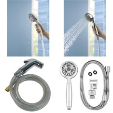 Pallet – 180 Pcs – Tools – Hardware, Kitchen & Bath Fixtures, Bath – Customer Returns – Peerless, Brinks, Brink's, GE