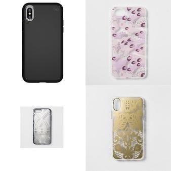 250 Pcs – Cellular Phones Accessories – New – Heyday, LAUT, PopSockets, Tech21