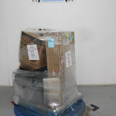 Pallet - 3 Pcs - General Merchandise - Office - Customer Returns - Southern Enterprises