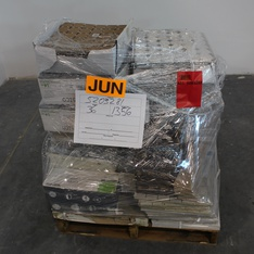 Pallet - 482 Pcs - Hardware - Brand New - Retail Ready - Style Selections, Del Conca, allen + roth