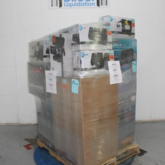 Pallet - 22 Pcs - Shelf Stereo System - Tested NOT WORKING - Onn, Ion, Samsung, Monster
