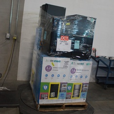 Pallet - 9 Pcs - Bar Refrigerators & Water Coolers - Customer Returns - HISENSE