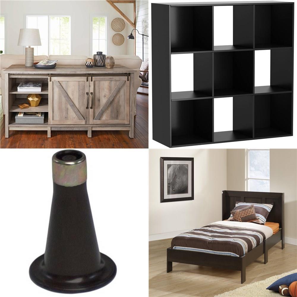 Pallet - 14 Pcs - Bedroom, TV Stands, Wall Mounts & Entertainment Centers -  Customer Returns - Big Joe, Better Homes & Gardens, Sauder