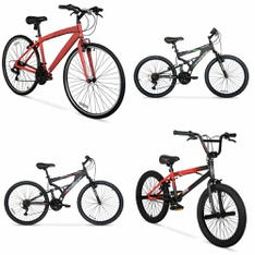 Pallet – 7 Pcs – Cycling & Bicycles – Customer Returns – Hyper Bicycles, Movelo