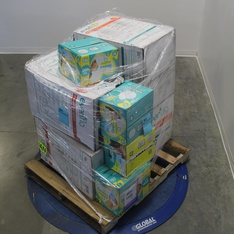 Pallet - 8 Pcs - Diapers & Wipes, Health & Safety, Car Seats - Customer Returns - Evenflo