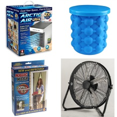 6 Pallets - 654 Pcs - Humidifiers / De-Humidifiers, Camping & Hiking, Accessories, Boats & Water Sports - Customer Returns - As Seen On TV, Hyper Tough, Coleman, Blackweb
