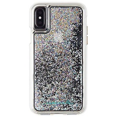 44 Pcs - Case-Mate CM036262 iPhone X Case, Waterfall - New, Like New, Open Box Like New, New Damaged Box - Retail Ready