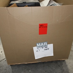 Pallet - 59 Pcs - Hardware, Accessories, Kitchen & Dining - Brand New - Retail Ready - GE, Broan Allure, LG, WHIRLPOOL