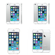 31 Pcs - Apple iPhone 5S - Refurbished (GRADE A - Unlocked) - Models: ME345LL/A, ME342LL/A, ME337J/A, ME305LL/A